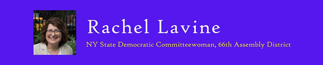 A Positive Peace, Rachel Lavine